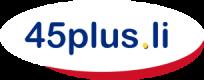 45plus.li Logo Entw 1 ganzganzklein